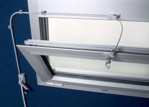 Фрамужный прибор BRAVO - это комплект для фрамуг, ширина которых не превышает 1,5 м